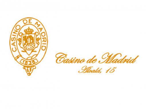 Presentación Casino de Madrid