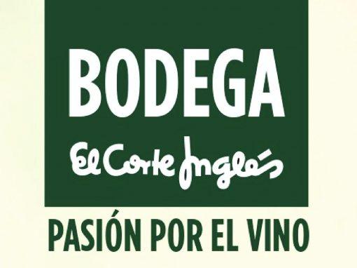Catálogo vinos El Corte Inglés